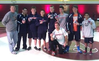 1. Mission League Finals 2-1-2014