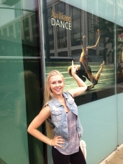 Juilliard Summer 2013