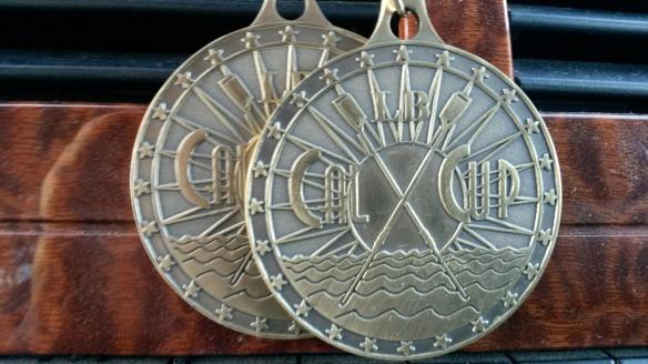 LB Cal Cup Medals