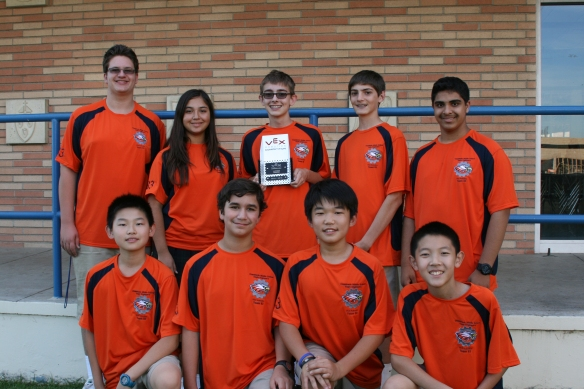 Vex Robotics October 2014