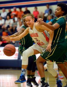 2015 03-13 Girls Bball vs. Narbonne