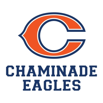 Chaminade C -on white- Eagles V2