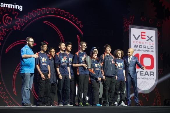VEX Worlds 2017