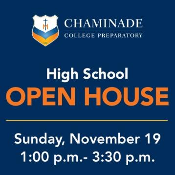HS Open House 2